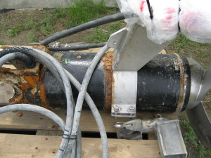Corroded Equipment